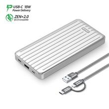 Zendure Slim 18W PD 10000 Power Bank (10000mAh) 2 Years Warranty