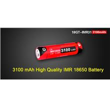 Klarus IMR 18650 18GT-IMR31 Li-ion 3100mAh Rechargeable Battery