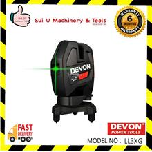 DEVON LL3XG Professional Lithium-ion Self-Leveling Laser Level