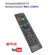 Universal LED/LCD TV Remote Control Multi Brands Compatible RM-L1130+X