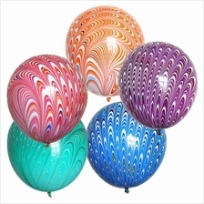 18-inches Peacock Balloons Big Balloons Japan (1pc)