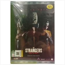 English Movie The Strangers DVD