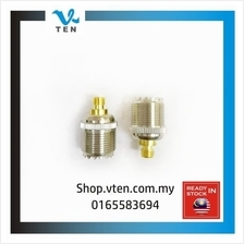 M/UHF/SL16 Female Connector To Motorola For CP1300 GP3188 GP328