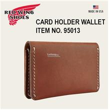 Red Wing Card Holder Wallet Ori Made In USA