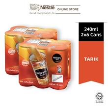 NESCAFE Tarik 240ml , 2 Clusters)