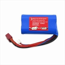 FLYTEC INR18650P BATTERY FOR FOUR-AXIS AIRCRAFT SPARE PARTS (BLUE)