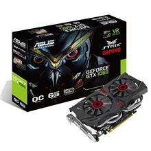 Used Asus Strix GeForce GTX 1060 DC2O6G 6GB GDDR5 Graphic Card 1.5-2ye