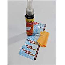 BD-R / CD-R / DVD-R (Disc) Cleaning Bottle - Spray (1pcs)