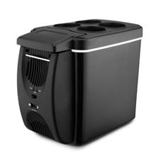 CAR TYPE ELECTRICAL COOLER HEATER PORTABLE REFRIGERATOR (BLACK)