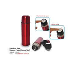 Metalic Color Stainless Steel Thermo Flask/ Vacuum Flask