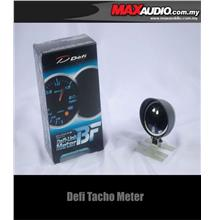 DEFI BF LINK 3 LED Color Smoke Gauge Tachometer with Peak Light
