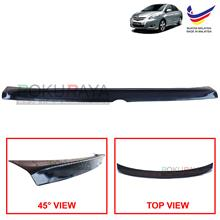Vios XP90 (2nd Gen) 2007 Ducktail ABS Rear Bonnet Lip Spoiler (Black)