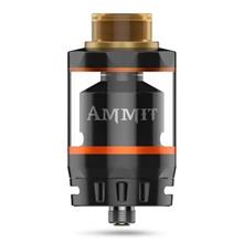 ORIGINAL GEEKVAPE AMMIT RTA DUAL COIL VERSION WITH 3ML / 6ML / POSTLESS DECK D
