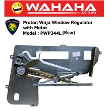 PWP344L Proton Waja RR-LH Regulator Window Door Rear Left Side With Mo