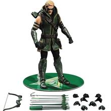 MEZCOTOYZ ONE:12 COLLECTION Green Arrow Action Figure (16CM)