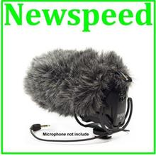 DeadCat VMPR Artificial Fur Wind Shield for Rode Video Mic Pro Rycote