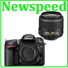 New Nikon D7200 18-55mm VR II Lens DSLR Digital Camera +16GB+Bag