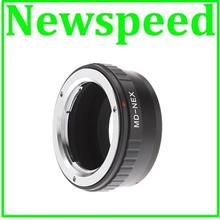 New Minolta MD MC Lens to SONY E Mount NEX Camera Body Adapter