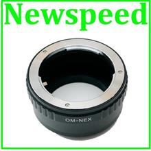New Olympus OM Lens to SONY E Mount NEX Camera Body Adapter