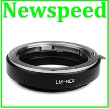 New Leica M Lens to SONY E Mount NEX Camera Body Adapter