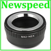 New M42 Lens to SONY E Mount NEX Camera Body Adapter