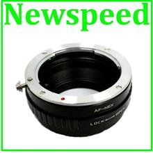 New Minolta Sony Alpha Lens to SONY E Mount NEX Camera Body Adapter