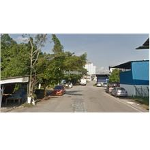 5.5 acres Zoning commercial Agriculture land in Sungai Rasau, Klang