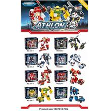 Tobot Athlon 3 Mini Series Transforming Robot