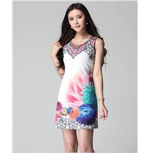 [CM6020] Fashion Woman Elegant Working Dress As Picture