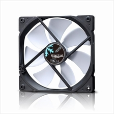 FRACTAL DESIGN DYNAMIC X2 GP-14 140MM CHASSIS FAN - WHITE