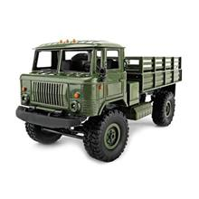 WPL B - 24 1:16 2.4G DIY MINI OFF-ROAD RC MILITARY TRUCK FOUR-WHEEL DRIVE / 10
