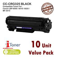 [10 Unit] Canon 325 / CRG325 / Cartridge 325
