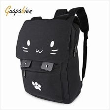 Guapabien Backpack Casual Shoulder Bag Travel Nylon Bookbag for Girls Women (W