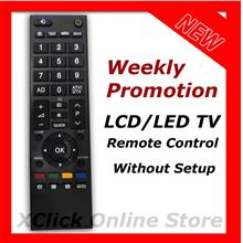 RM7 Rebate, LCD LED TV Remote- Compatible for TV Toshiba