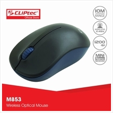 CLiPtec 1200dpi 2.4GHz Wireless Optical Mouse M853)