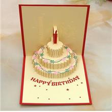 3d Happy Birthday Card Price Harga In Malaysia