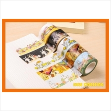 """2.5cm Drawing Washi Tape"" - Zakka/Diary/Photobook DIY"