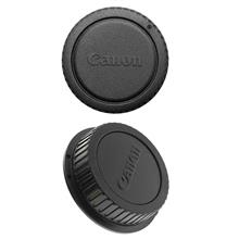 Lens Rear Cap + Body Cap Cover for Canon EOS Digital Camera