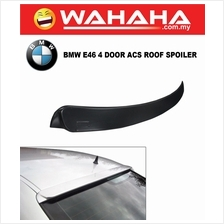 Brand New BMW E46 0500552Q (4 Door) Rear Roof ACS Style Spoiler ABS