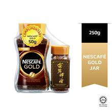 NESCAFE GOLD Jar 250g)