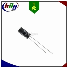 10uF 25V Electrolytic Capacitor 5X11mm