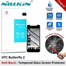 Nillkin Anti-Burst Tempered Glass Screen Protector HTC Butterfly 2