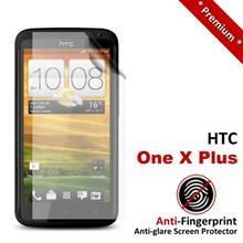 Premium Anti-Fingerprint Matte HTC One X Plus X+ Screen Protector