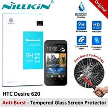 Nillkin Nano Anti-Burst Tempered Glass Screen Protector HTC Desire 620