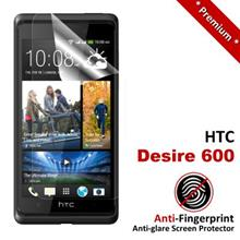 Premium Anti-Fingerprint Matte HTC Desire 600 Screen Protector