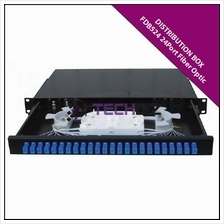 FDB524 24-Port Fiber Optic Distribution Box