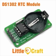 DS1302 Precision Real Time Clock RTC Module