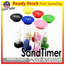 Sand Clock Timer Colorful Hourglass Sandglass