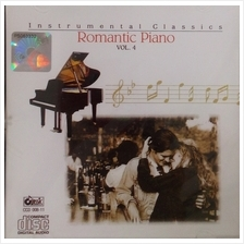 Instrumental Classics Romantic Piano Vol.4 CD