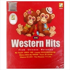 Western Hits From Chinese Melodies CD